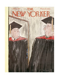 The New Yorker Cover - June 1  1957