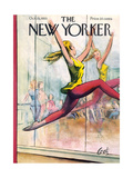 The New Yorker Cover - October 15  1955
