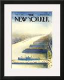 The New Yorker Cover - June 17  1974