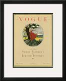 Vogue Cover - May 1923
