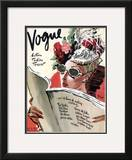 Vogue Cover - July 1941