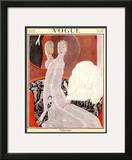 Vogue Cover - October 1922