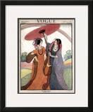 Vogue Cover - April 1920