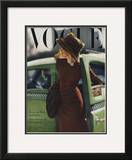 Vogue Cover - September 1945