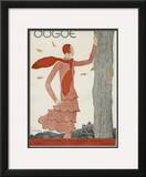 Vogue Cover - August 1929