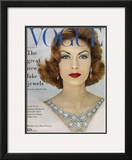 Vogue Cover - November 1957