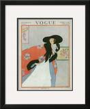 Vogue Cover - October 1917