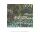 Water Lily Pond  1900