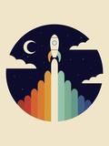 Kid's Spaceships