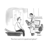 Medical New Yorker Cartoons