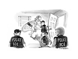 Police New Yorker Cartoons