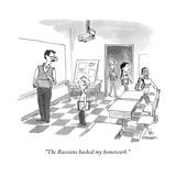Government New Yorker Cartoons