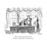 Crime New Yorker Cartoons