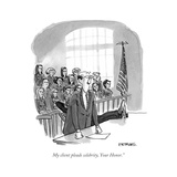 Law New Yorker Cartoons
