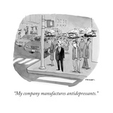 Pat Byrnes New Yorker Cartoons