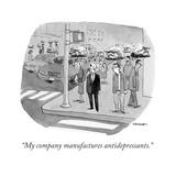 Pat Byrnes New Yorker Cartoons