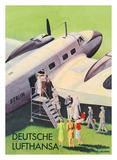 German Travel Ads
