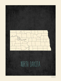 Maps of North Dakota