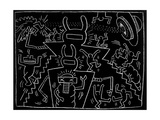 Subway Drawings (Haring Collection)