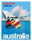 Australian Travel Ads