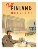 Finnish Travel Ads