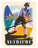 Austrian Travel Ads