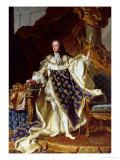 King Louis XV