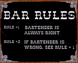 Decorate Your Bar