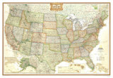 Maps of North America (Natl. Geo.)