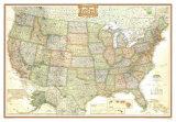 Maps of North America (Natl. Geo.)
