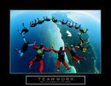 Teamwork, Synergy & Unity