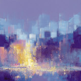 Abstract Cityscapes