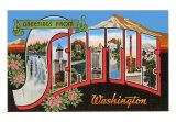 Greetings from Washington