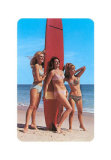 Women's Bathing Suits (Color Photography)