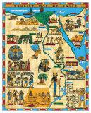 Maps of Egypt