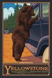 Wyoming Travel Ads