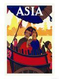 Burmese Travel Ads
