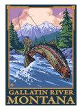 Montana Travel Ads