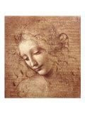 La Scapigliata by da Vinci