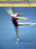 Gymnastics (SuperStock Photography)