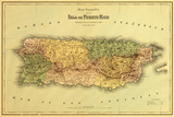 Maps of Puerto Rico