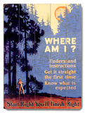 Vintage Word & Quote (Wood Signs)