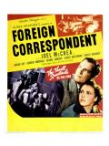 Foreign Correspondent (1940)