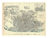 Maps of Liverpool