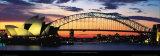 Panoramas of Australia
