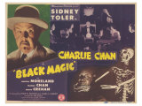 Charlie Chan in Black Magic (1944)