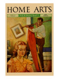 Home Arts Needlecraft (Vintage Art)