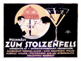 Cocktail Advertisements