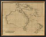 Maps of Oceania