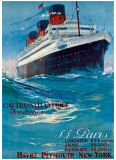 Cruise Line Advertisements
